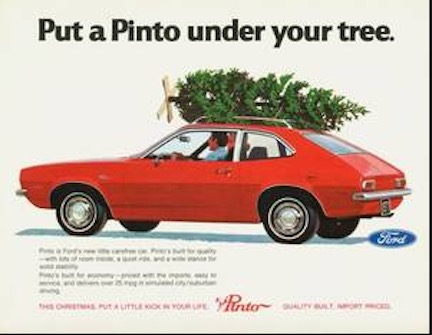 put your pinto under a treeWR